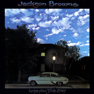 Jackson Browne - Late For The Sky (LP, Album, RE)