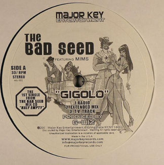 "The Bad Seed - Gigolo (12"", Promo)"