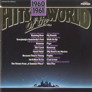 Various - Hits Of The World 1960/1961 (LP, Comp)
