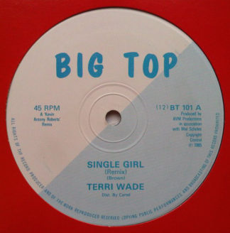 "Terri Wade - Single Girl (12"")"