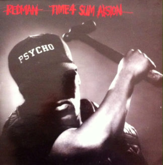 """Redman - Time 4 Sum Aksion / Rated """"R"""" (12"""")"""