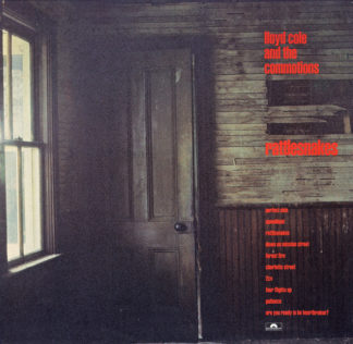 Lloyd Cole And The Commotions* - Rattlesnakes (LP, Album)