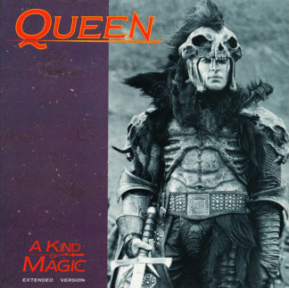 "Queen - A Kind Of Magic (Extended Version) (12"", Maxi)"