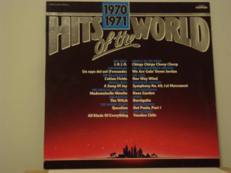Various - Hits Of The World 1970/1971 (LP, Comp)